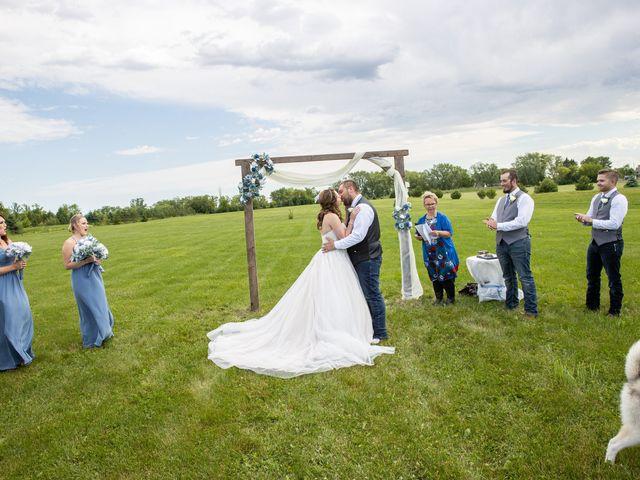 Shaw and Rachel's Wedding in Racine, Wisconsin 32