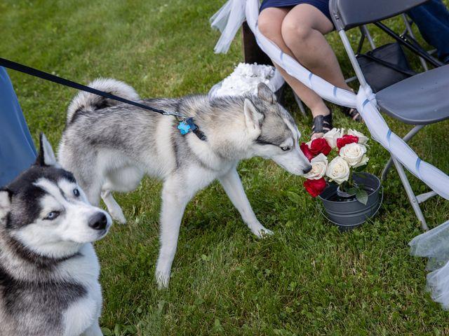 Shaw and Rachel's Wedding in Racine, Wisconsin 39