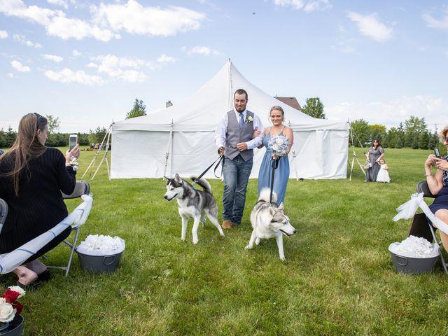 Shaw and Rachel's Wedding in Racine, Wisconsin 40