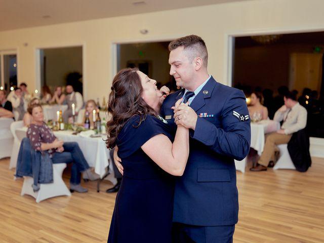 Garrett and Gavynne's Wedding in Purlear, North Carolina 2