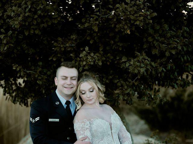 Garrett and Gavynne's Wedding in Purlear, North Carolina 1