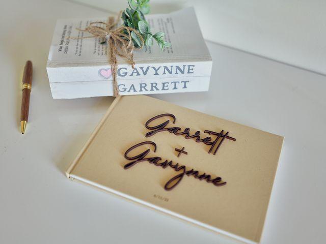 Garrett and Gavynne's Wedding in Purlear, North Carolina 11