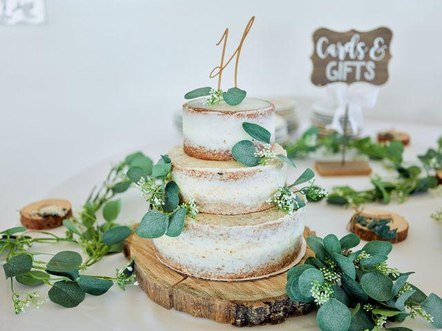 Garrett and Gavynne's Wedding in Purlear, North Carolina 22