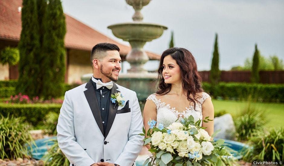 Paul and Kristyn's Wedding in Brookshire, Texas