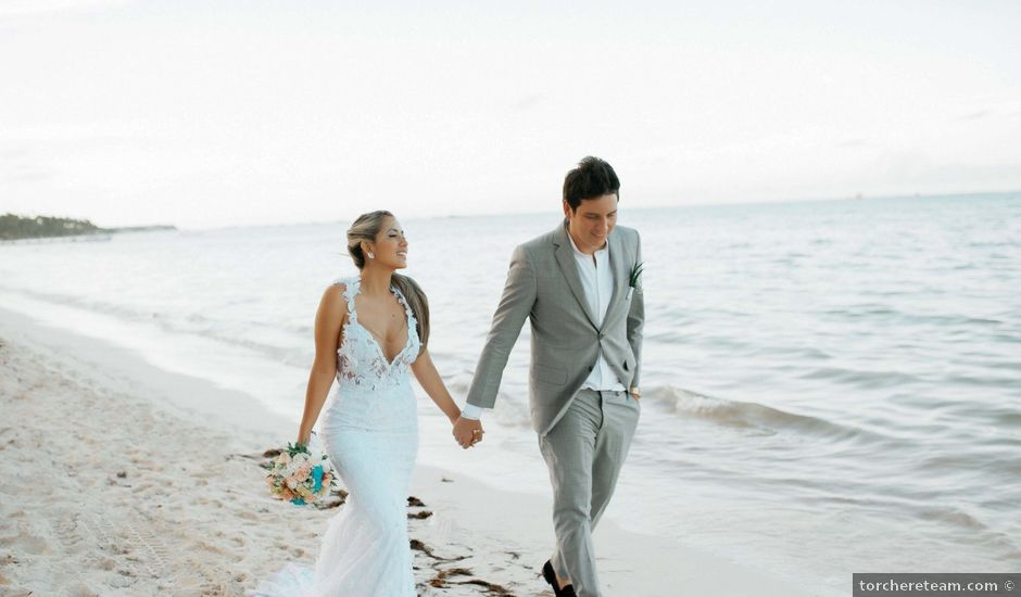 Luis and Laura's Wedding in Punta Cana, Dominican Republic