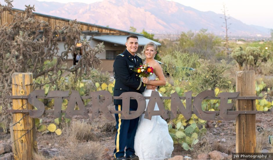 John and Sierra's Wedding in Tucson, Arizona