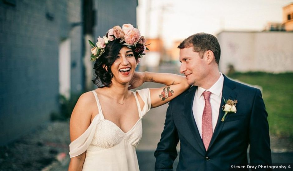 Jon and Elke's Wedding in Pittsburgh, Pennsylvania