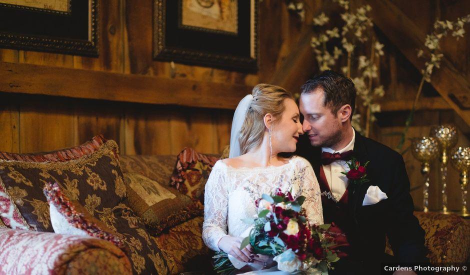 Chad and Brigitta's Wedding in Leola, Pennsylvania