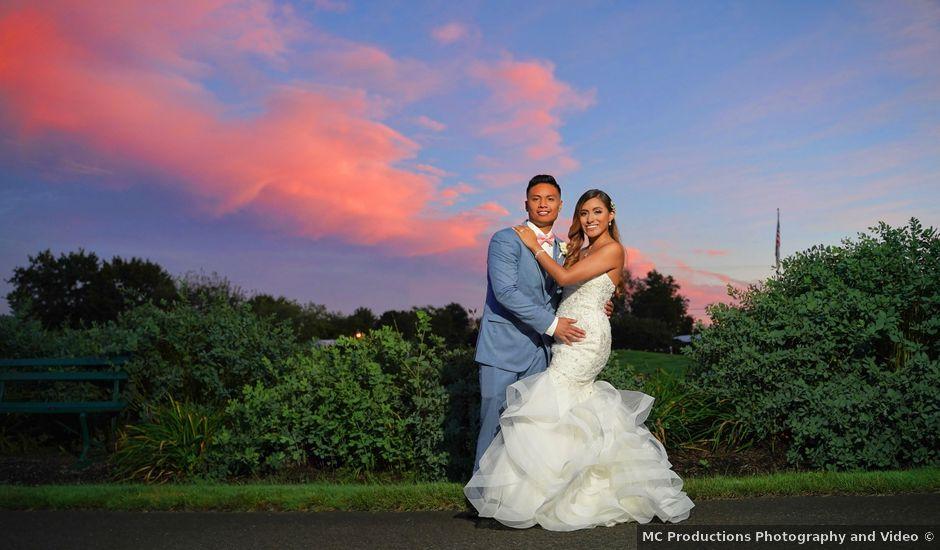 Sam and Alexa's Wedding in Basking Ridge, New Jersey