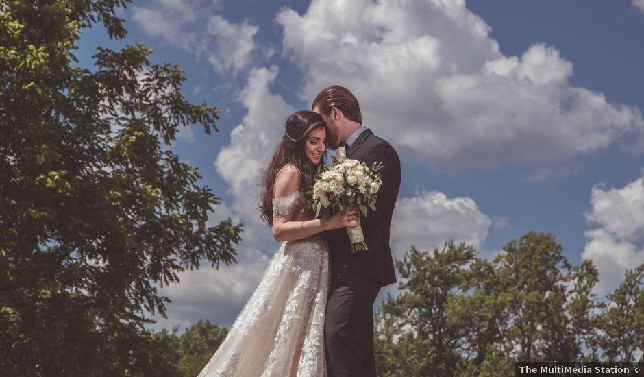 Deana and Adam's Wedding in Dearborn Heights, Michigan