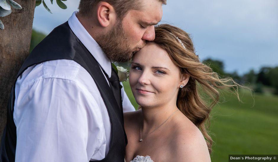 Shaw and Rachel's Wedding in Racine, Wisconsin