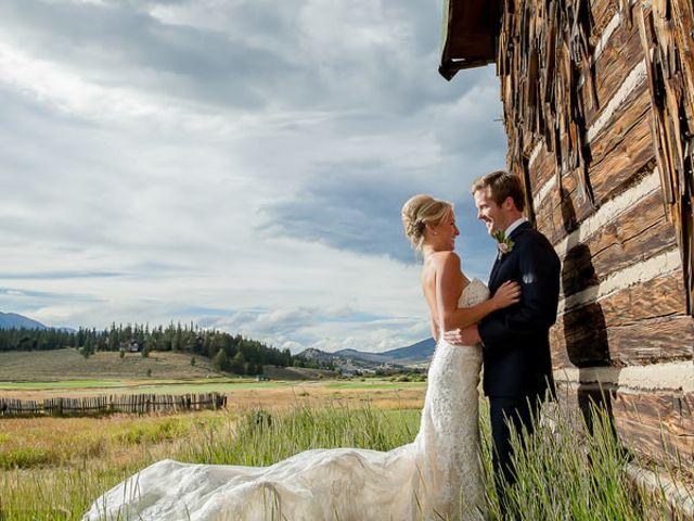 The wedding of Craig and Jennifer