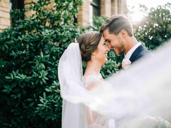 The wedding of Amy and Jackson