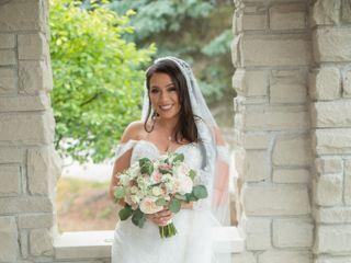 The wedding of Angela and Jeffrey 3