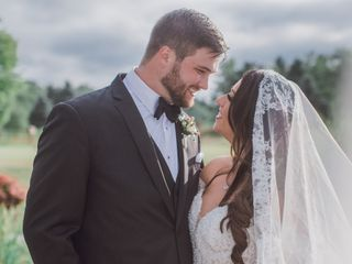 The wedding of Angela and Jeffrey