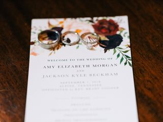The wedding of Amy and Jackson 2