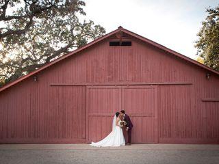 The wedding of Susana and Jesse
