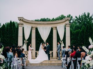 The wedding of Stephanie and Scott 3