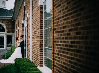 The wedding of Stephanie and Scott