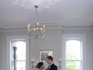 The wedding of David and Roshel 2