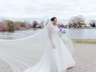 The wedding of Lisette and Ricardo 1