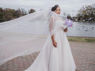 The wedding of Lisette and Ricardo 2