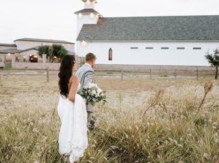 The wedding of Samantha and Josh 3