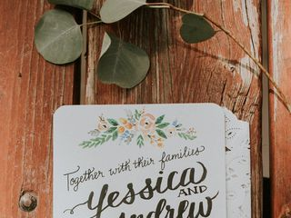 The wedding of Andrew and Yessica 3