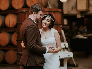 Yessica and Andrew's Wedding in Madera, California 21