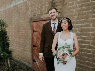 Yessica and Andrew's Wedding in Madera, California 13
