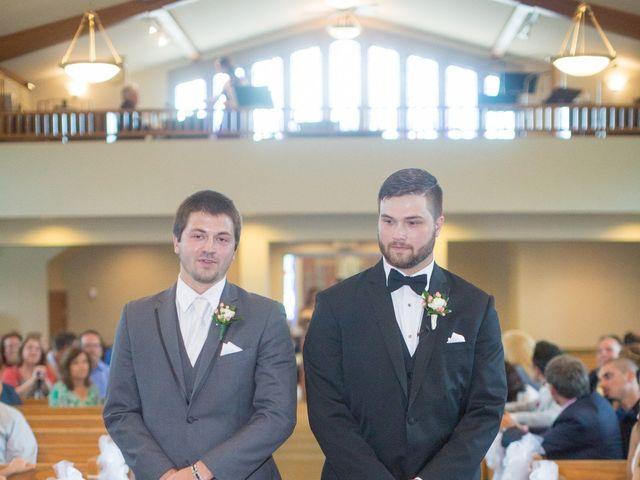 Jeffrey and Angela's Wedding in Port Huron, Michigan 9