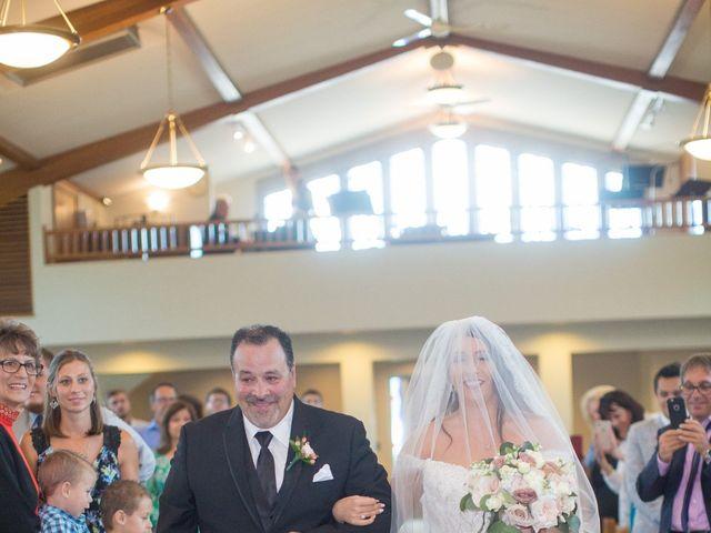 Jeffrey and Angela's Wedding in Port Huron, Michigan 11