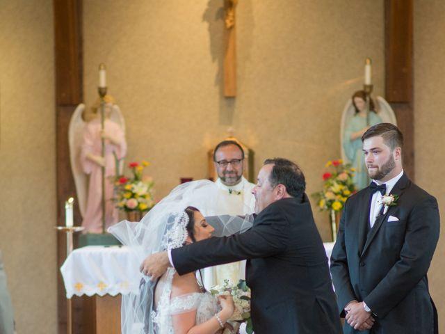 Jeffrey and Angela's Wedding in Port Huron, Michigan 12