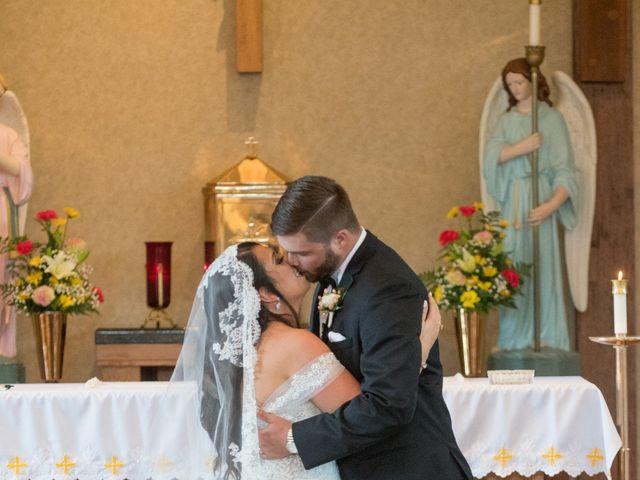 Jeffrey and Angela's Wedding in Port Huron, Michigan 13