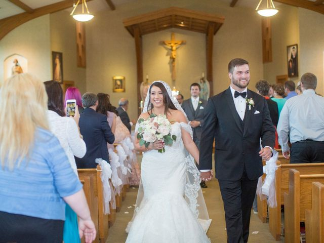Jeffrey and Angela's Wedding in Port Huron, Michigan 14