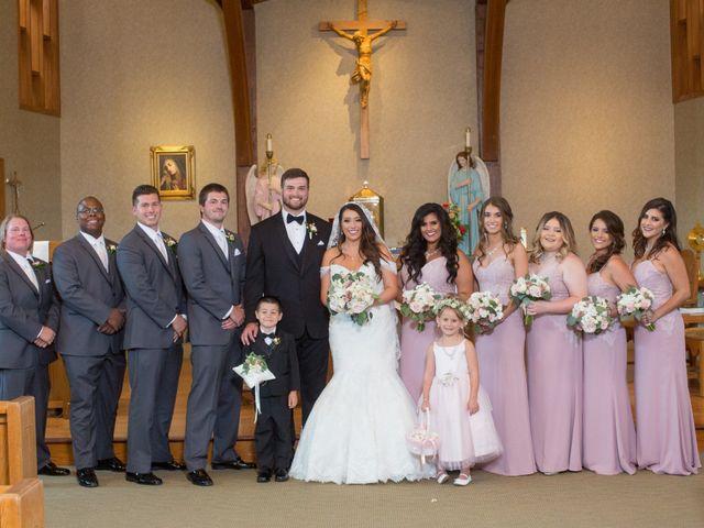 Jeffrey and Angela's Wedding in Port Huron, Michigan 15