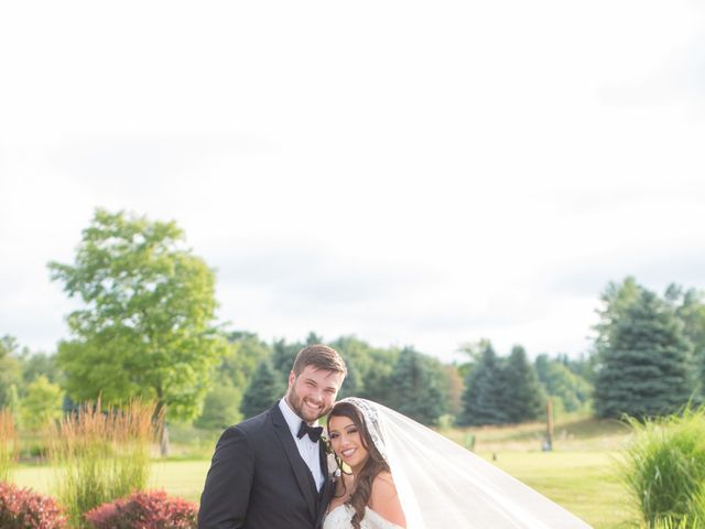 Jeffrey and Angela's Wedding in Port Huron, Michigan 16