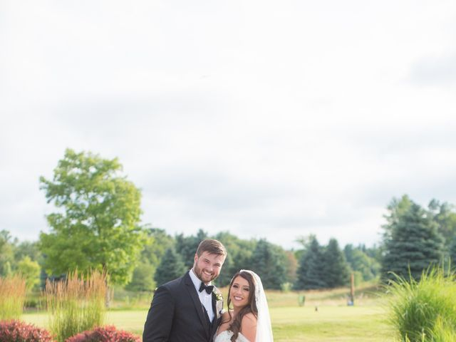 Jeffrey and Angela's Wedding in Port Huron, Michigan 17