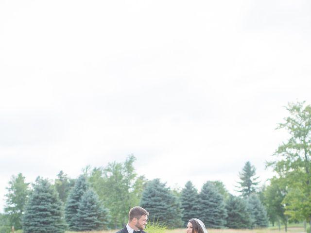 Jeffrey and Angela's Wedding in Port Huron, Michigan 18