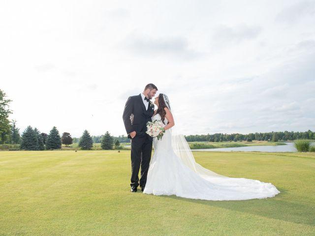 Jeffrey and Angela's Wedding in Port Huron, Michigan 22