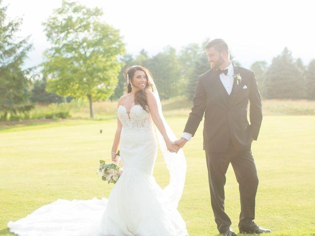 Jeffrey and Angela's Wedding in Port Huron, Michigan 23