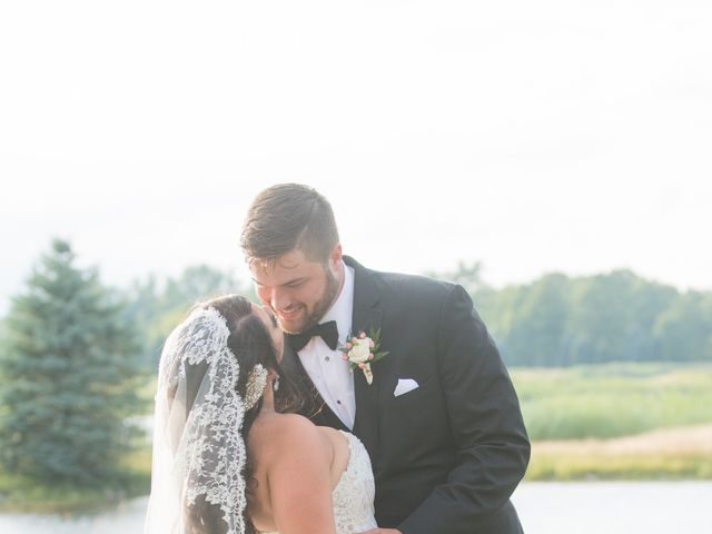 Jeffrey and Angela's Wedding in Port Huron, Michigan 25
