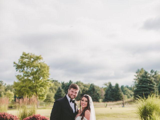 Jeffrey and Angela's Wedding in Port Huron, Michigan 45