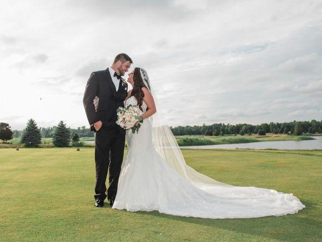 Jeffrey and Angela's Wedding in Port Huron, Michigan 54