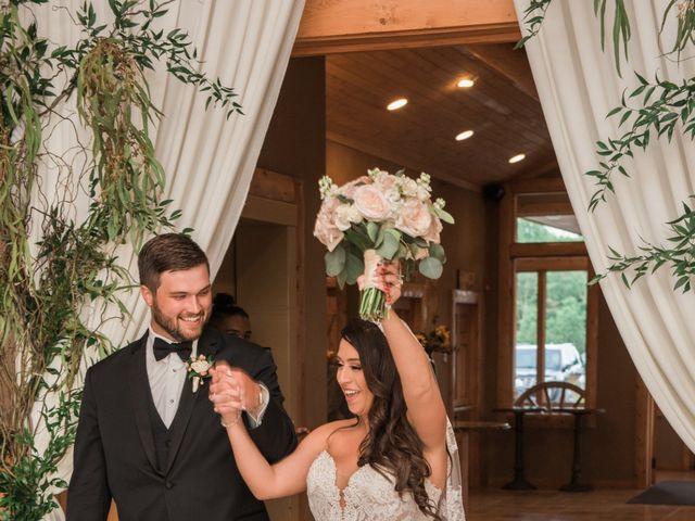 Jeffrey and Angela's Wedding in Port Huron, Michigan 55