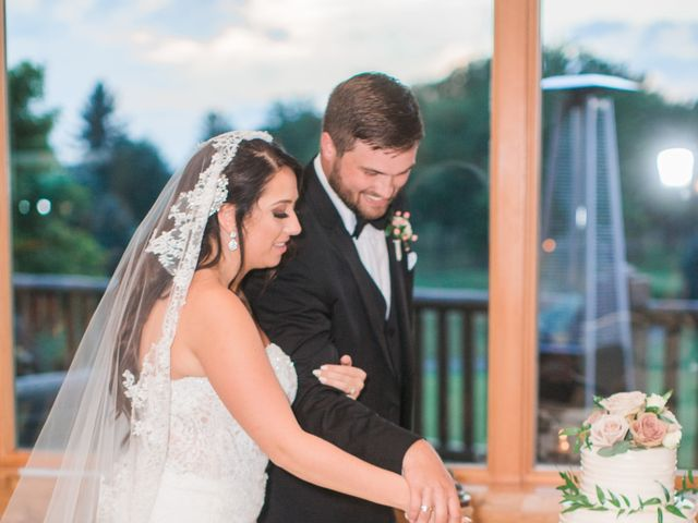 Jeffrey and Angela's Wedding in Port Huron, Michigan 56