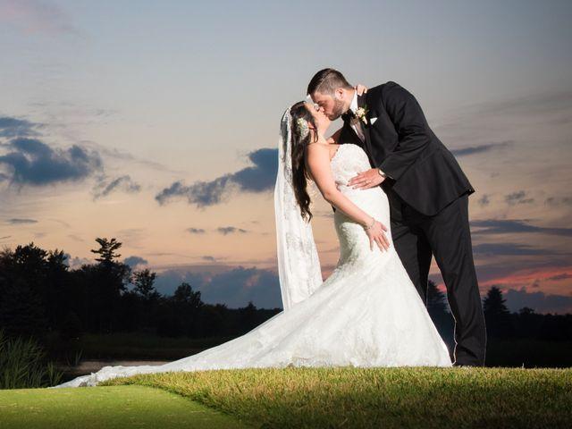 Jeffrey and Angela's Wedding in Port Huron, Michigan 57