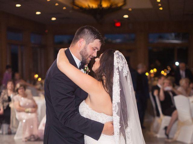 Jeffrey and Angela's Wedding in Port Huron, Michigan 59