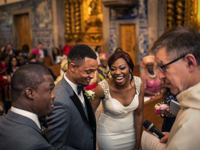 Joe and Gerri's Wedding in Cascais, Portugal 11
