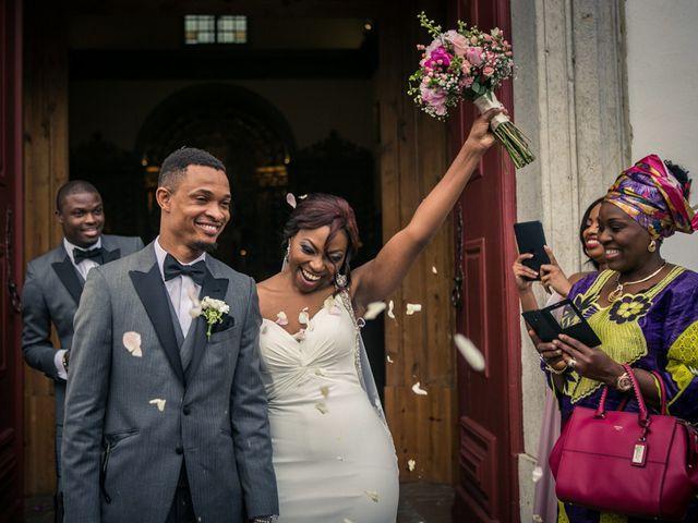 Joe and Gerri's Wedding in Cascais, Portugal 12